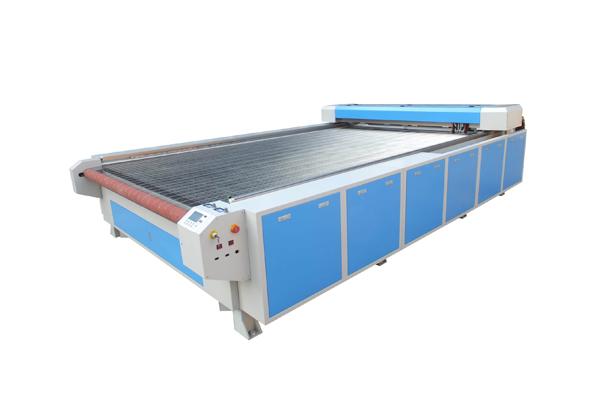 1625 Big size laser cutting machine laser cutting bed