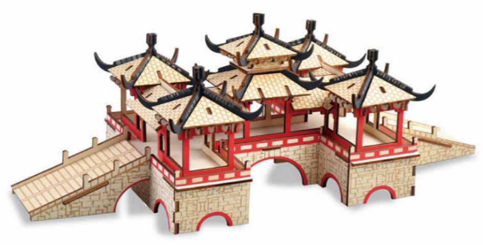 Building model industry